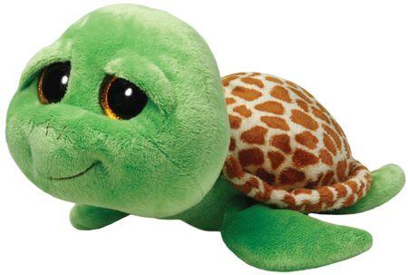 TY ZIPPSY zelená korytnačka 24 cm