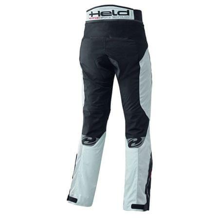 e8f73cb014f8 Held pánske letné moto nohavice VENTO vel.S sivá čierna