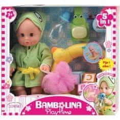 Smily Play Lalka Bambolina do kąpieli