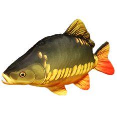 Gaby Plyšová Ryba Kapr Lysec 61 cm