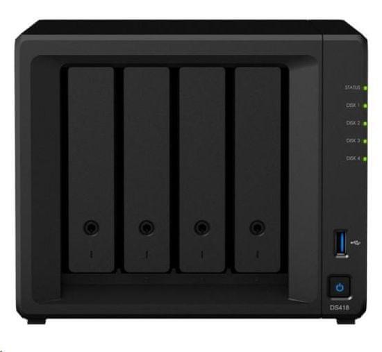 Synology DS418 DiskStation (DS418)