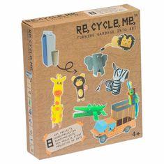 Re-cycle-me set džungla JU123