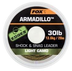 Fox Návazcová Šňůrka Armadillo Light Camo 20 m