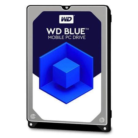 """Western Digital trdi disk Blue 1 TB 6,35 cm (2,5""""), 5400 rpm, 128 MB, SATA III (WD10SPZX)"""