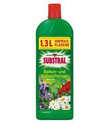 Substral tekoče mineralno gnojilo z guanom za balkonske in druge cvetoče rastline 1,3 l