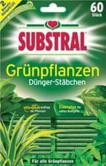 Substral štapići za gnojenje zelenih biljki, 60 komada
