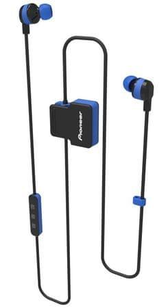 Pioneer brezžične slušalke SE-CL5BT, modre