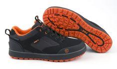 Fox Boty Black Orange Shoe