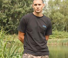 AQUA PRODUCTS Aqua Triko Black T Shirt