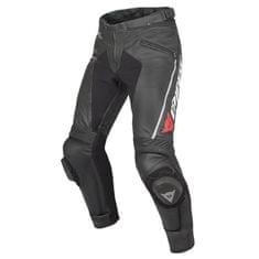 Dainese pánske kožené moto nohavice  DELTA PRO C2 čierna/čierna