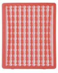 MIVARDI Zarážky Na boilies Červené 2 x 100 ks