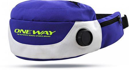 One Way nerka z termosem Thermo Belt Purple White XC Dry