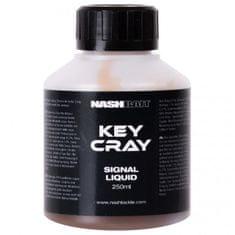 Nash Booster Key Cray Signal Liquid 250ml