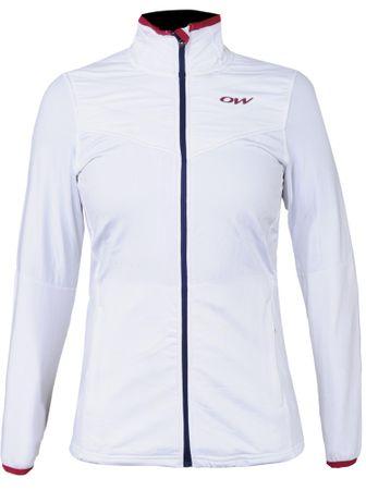 One Way ženska bunda Receptor WO Thermo STR JKT White, XL, bela