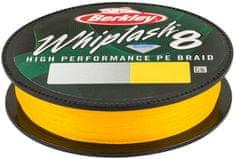 Berkley Splétaná Šňůra Whiplash 8 150 m Yellow
