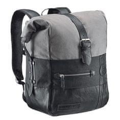 Held batoh  CANVAS 20L čierna/sivá