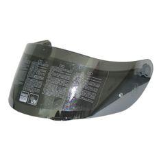 AGV plexi GT 2-1 s přípravou pro Pinlock (vel.XS-MS), zrcadlová stříbrná pro přilby K-5/S, K-3
