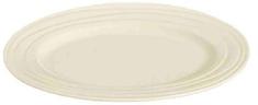 Jamie Oliver ovalni servisni krožnik Waves 33 cm