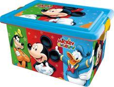 Kis pudełko Mickey Colours 13 l