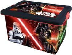 Kis Műanyag doboz Star Wars, 13 l