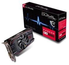 Sapphire grafična kartica Pulse Radeon RX 560 4GB GDDR5 (11267-18-20G)