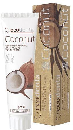 Ecodenta pasta do zębów BIO coconut - 100 ml