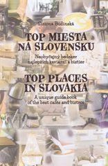 Budinská Simona: Top miesta na Slovensku