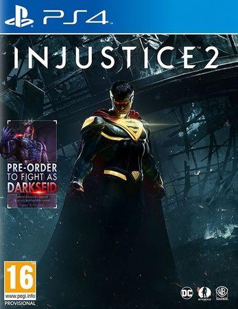 Warner Bros Injustice 2 (PS4)