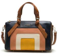 Desigual vícebarevná kabelka Tutticolori Ginebra
