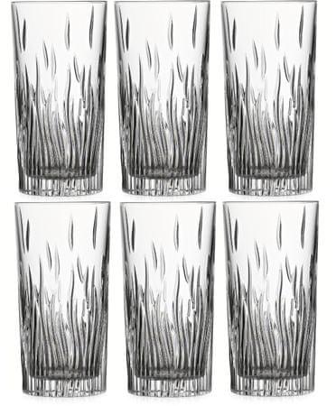RCR zestaw szklanek Crystal Fire, 370 ml, 6 szt.