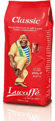 Lucaffé Classic szemes kávé 1kg