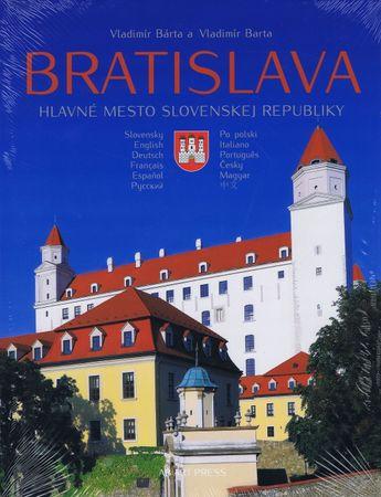 Bárta, Vladimír Barta Vladimír: Bratislava Hlavné mesto Slovenskej republiky