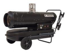 OMEGA AIR oljni grelnik z dimnikom BGO-30C IND, 30kW