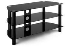 Meliconi stolik pod telewizor Flat Vision Line 300 (500167)