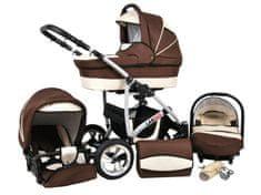 Sun Baby Kombinovaný kočárek Largo 3v1