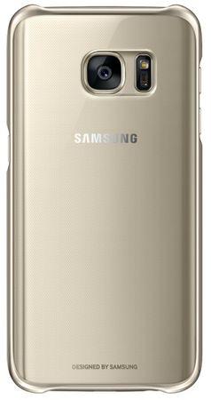 Samsung ovitek trdi ovoj za Galaxy S7 (G930), zlat (EF-QG930CFEGWW)