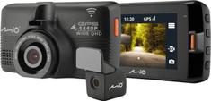 MIO wideorejestrator samochodowy MiVue 752 WiFi Dual