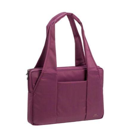 RivaCase torba za prenosnik 8291, do 15,6, vijolična