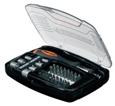 Black+Decker zestaw narzędzi A7062-XJ