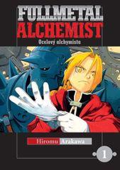 Arakawa Hiromu: Fullmetal Alchemist - Ocelový alchymista 1