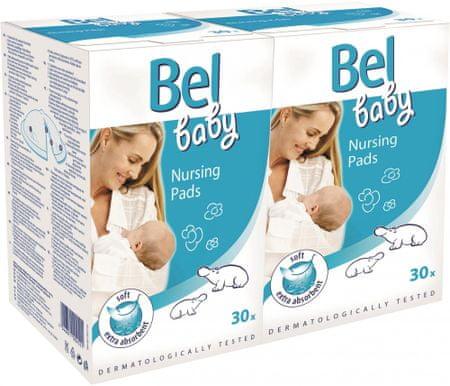 Bel Baby Prsné vložky 2x30 ks