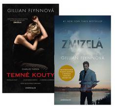Flynnová Gillian: Komplet Temné kouty + Zmizelá