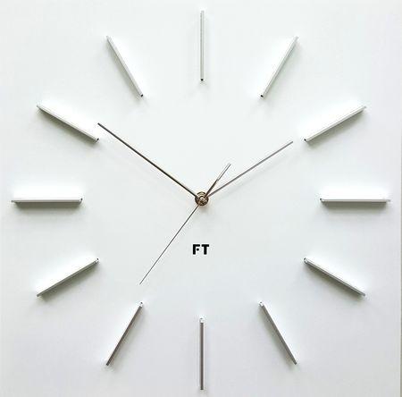 Future Time Square White