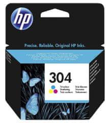 HP Inkoustová náplň HP 304 (N9K05AE) CMY