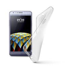 CellularLine SHAPE gumena maskica za LG K8, prozirna