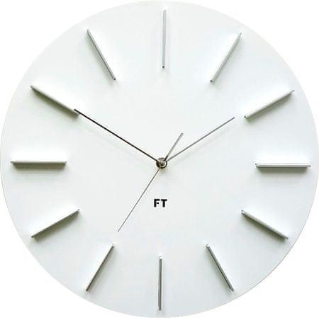 Future Time Round White