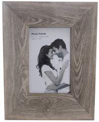 Sifcon rámik na fotografiu, drevený, 19x24cm