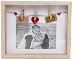Sifcon ramka 22x18x3 cm/Hugs & Kisses
