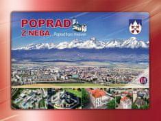 Paprčka, Simona Nádašiová Milan: Poprad z neba - Poprad from heaven