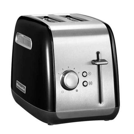 KitchenAid pekač kruha 5KMT2115EOB, crni